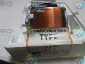 Staco Type 1010 Variable Transformer New In Box