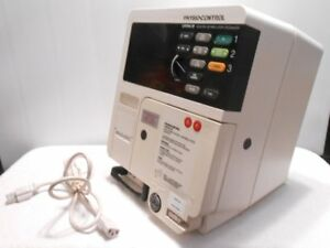 Physio control Lifepak 9p pacemaker Includes Recorder Tested Good no Cables
