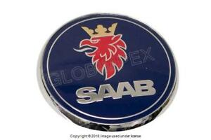 Saab 9 5 2001 2005 Trunk Emblem Genuine 1 Year Warranty