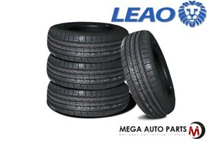 4 New Leao Lion 44 Hp 275 60r18 113h All Season 4wd Highway Performance Tires