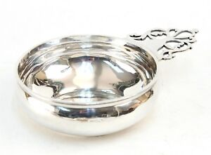 Sterling Arthur Stone Handwrought Porringer By Taylor