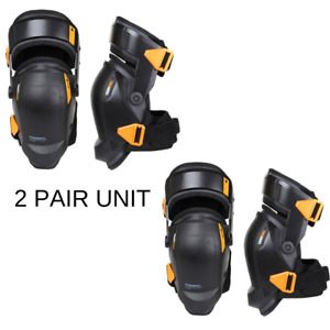 Professional Knee Pads Construction Pair Comfort Leg Foam Protectors Work Safety