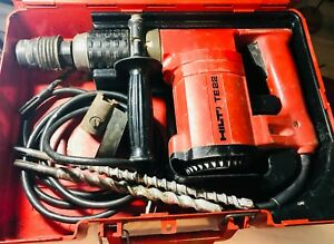 Hilti te 22 Case Rotary Hammer Drill Sds Plus Te 22 Excellent Corded Power