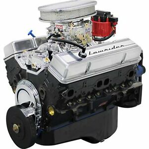 Blueprint Engines Bp3501lrctc1 Lowrider Edition Small Block Chevy 350ci Base Eng