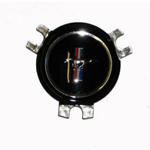 Golden Star Wl20 647 Deluxe Steering Wheel Horn Button 1965 1966 Ford Mustang Wi