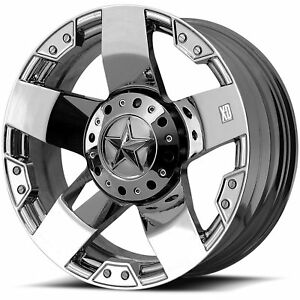 American Racing 77579080212n Xd775 Series Rockstar Truck Wheel Size 17 X 9 Bolt