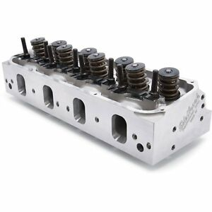 Edelbrock 61695 Ford Performer Rpm Clevor Cylinder Head Small Block Ford 289 351