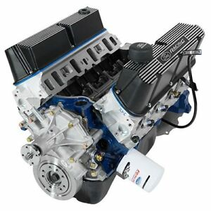 Ford Performance M 6007x2302e Boss 302 Long Block Crate Engine 340 Hp E Cam Rear