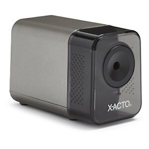 Electronic Pencil Sharpener Electric Heavy Duty For Office Classroom Compact New