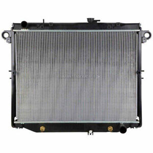 Fits Lexus Lx470 Toyota Land Cruiser 1998 1999 2000 2001 2002 New Oem Radiator