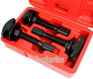 3pc Rear Axle Bearing Remover Slide Puller Extract Remove Case Semi Set