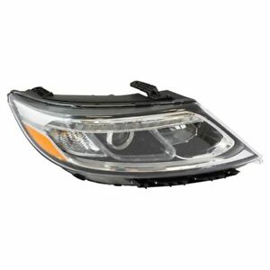 Hid Headlight Lamp Assembly Rh Right Passenger For 14 15 Kia Sorento New
