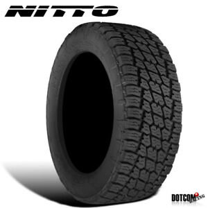 1 X New Nitto Terra Grappler G2 295 70r18 129 126q All Terrain Radial Tire
