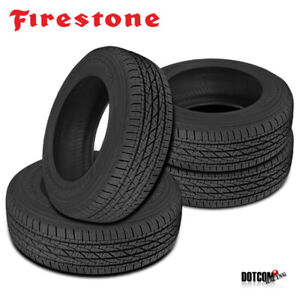 4 X New Firestone Destination Le 2 P265 70r16 111t Highway All season Tire