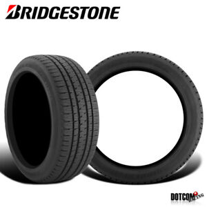 2 X New Bridgestone Dueler Hl Alenza Plus 265 70r16 112t All Season Touring Tire