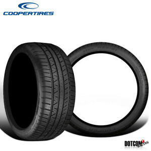 2 X New Cooper Zeon Rs3 G1 235 45 17 94w Ultra High Performance All Season Tire