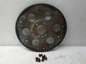 5 7l Automatic Flywheel With Bolts For 84 85 Chevrolet Corvette