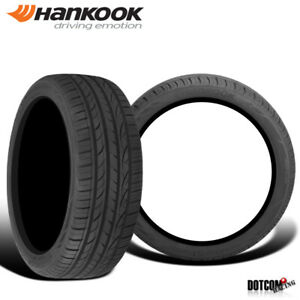 2 X New Hankook Ventus S1 Noble2 H452 245 45 18 100w Ultra High Performance Tire