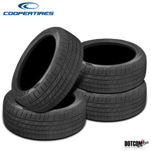 4 X New Cooper Cs5 Ultra Touring 195 65 15 91h All Season Traction Tire