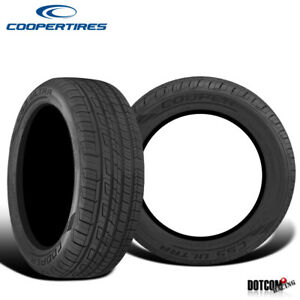 2 X New Cooper Cs5 Ultra Touring 195 65 15 91h All Season Traction Tire