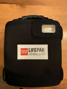 Physio control Lifepak 1000 Aed Used