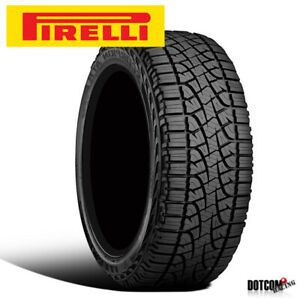 1 X New Pirelli Scorpion Atr 255 60r18 112t All season All terrain Tire