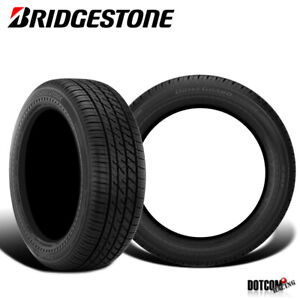 2 X New Bridgestone Driveguard Rft 205 45r17 88w Run flat Touring Tire