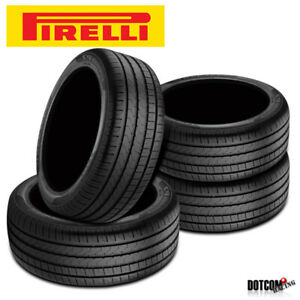 4 X New Pirelli Cinturato P7 205 55r16 91w Summer Touring Environment Tires
