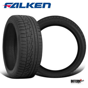 2 X New Falken Ziex Ze 950 245 40r17 95w All Season Radial Tires