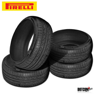 4 X New Pirelli Pzero Nero All season 245 40r18 97v Ultra high Performance Tires