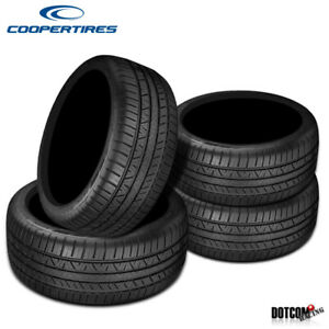 4 X New Cooper Zeon Rs3 G1 235 45 17 94w Ultra High Performance All Season Tire