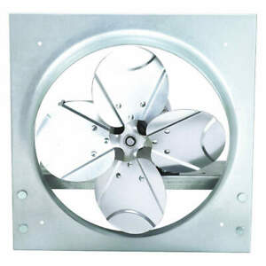 Dayton Exhaust supply Fan 12 Blade Dia 10e021