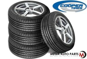 4 Cooper Cs5 Ultra Touring 225 50r17 94v All Season Superior Performance Tires