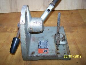 Black And Decker Bd Valve Seat Grinder 6 Hd Stone Dressing Stand 57646 Type D