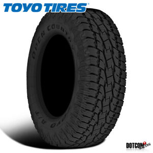 1 X New Toyo Open Country A t Ii 265 75r16 114t All terrain Traction Tire