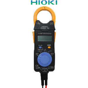 Hioko 3280 10f Clamp Hi Tester Hook Meter Portable Pocket Size Digital Multi