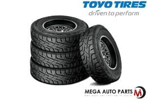 4 New Toyo Open Country R t Lt305 55r20f 12 125 122q Tires