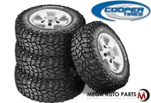 4 New Cooper Discoverer Stt Pro 3110 50r15 109q C Rwl All Terrain Mud Tires