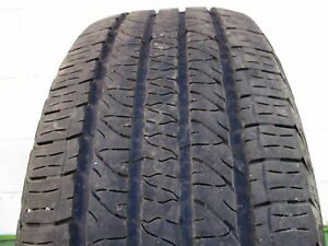Used P265 50r20 107 T 6 32nds Goodyear Fortera Hl