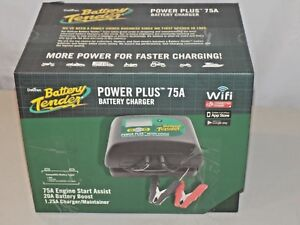 Deltran Battery Tender Power Plus 75a Battery Charger P N 734357222104
