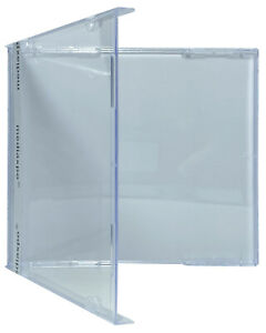 Standard Cd Jewel Case carton Only No Trays