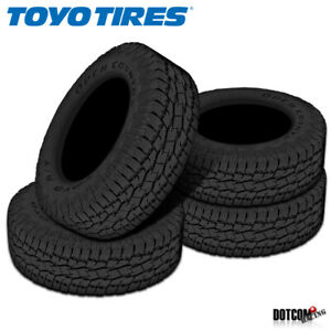 4 X New Toyo Open Country A T Ii 275 60 20 114t All Terrain Tire