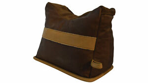 BenchMaster All Leather Bench Bags Large BMALBBLF