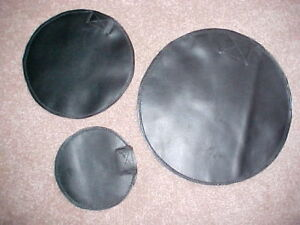 New Set 6 9 12 Heavy Leather Shot sand Bag Dollies auto Body Repair in Usa