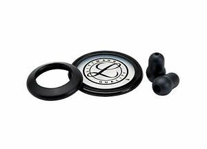 3m Littmann Stethoscope Spare Parts Kit Classic Ii S e Black 40005