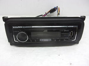 Aftermarket Jvc Kd x255bt Bluetooth Radio Receiver W Usb Aux Jacks