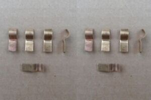 10 Old School Glass Fuse Taps 1960 70 S Ford Mustang Boss Fairlane Torino Gt