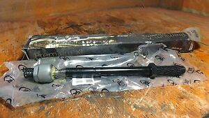 04 13 Mazdaspeed3 Tie Rod End Front Left Driver Inner Mazda 3 Ships Fast Free