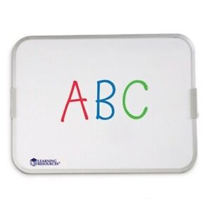 Portable Dry Erase Whiteboards Set Of 10 Magnetic Double Sided 12 X 9