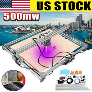 65x50cm 500mw Diy Laser Engraving Machine Logo Marking Printer Engraver Printer